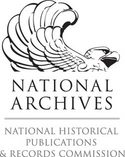 National Historical Publications & Records Commission logo